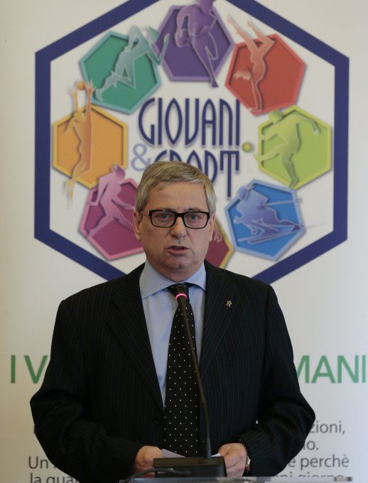 Il Presendente Franco Angelotti