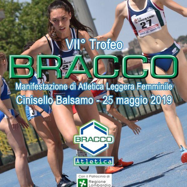 locandina 1 600x600 - TROFEO BRACCO, 25 MAGGIO 2019