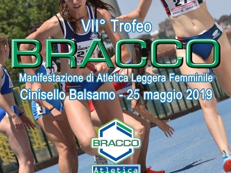 locandina 1 800x600 - TROFEO BRACCO, 25 MAGGIO 2019