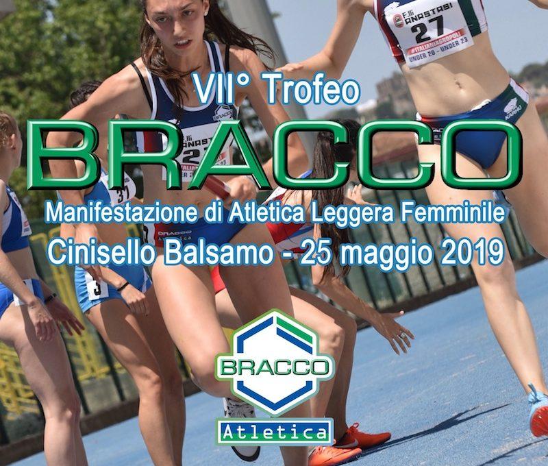 locandina 1 800x680 - TROFEO BRACCO, 25 MAGGIO 2019