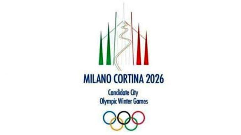 Logo Olimpiadi Milano Cortina 2026 2 768x432 - BENVENUTE OLIMPIADI!!!!!
