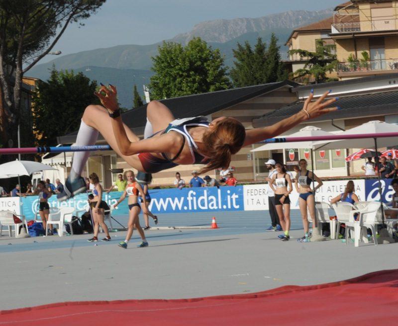 RIE 2572 800x656 - CAMPIONATI ITALIANI JUNIOR/PROMESSE - RIETI 7 GIUGNO