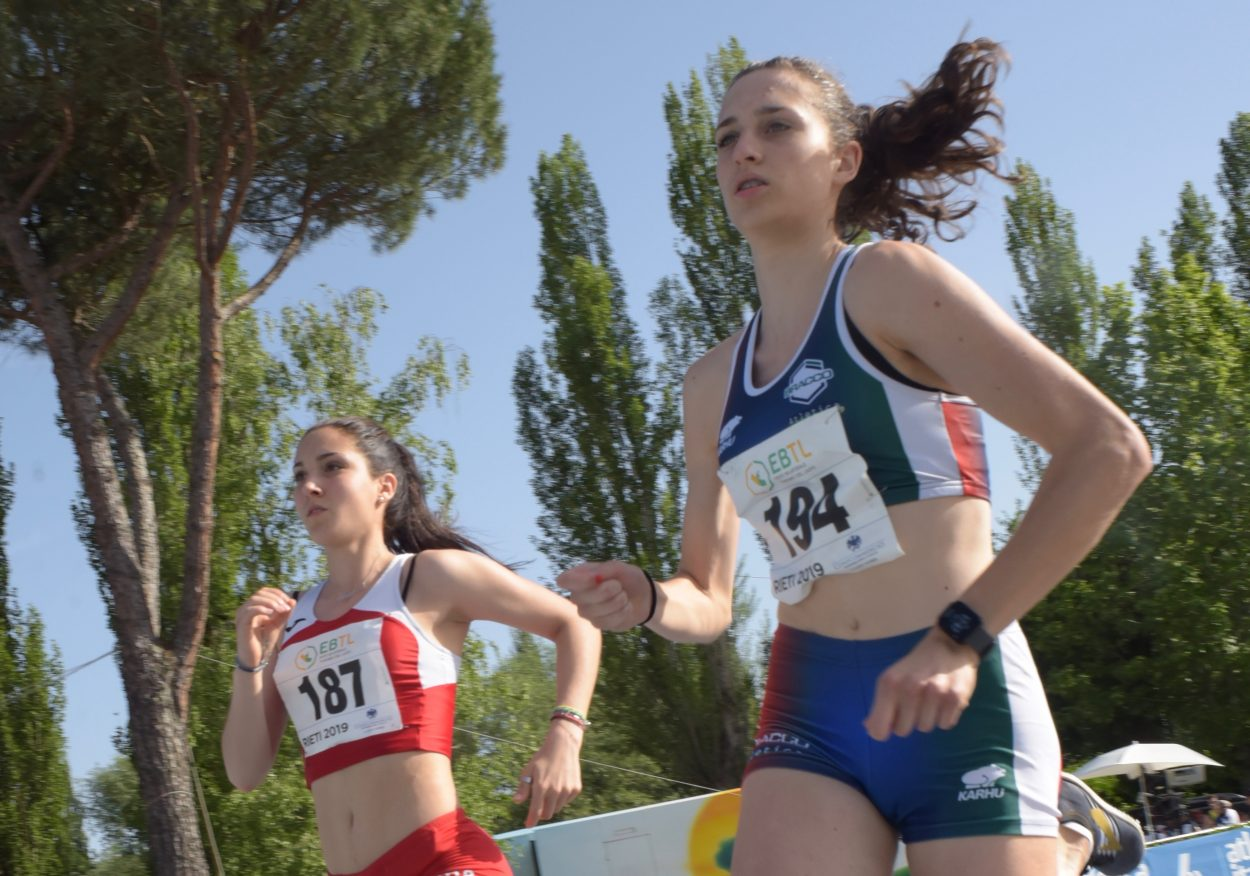 RIT 2183 1250x876 - EUROPEI JUNIOR PER LAURA E ALESSIA