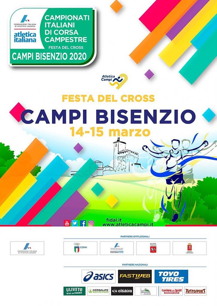 Locandina 726x1024 - FESTA DEL CROSS - CAMPI DI BISENZIO 14/15 MARZO 2020