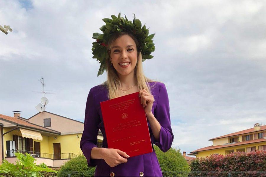 Daniela Tassani laureata per sito 900x600 - PRONTI AI BLOCCHI DI PARTENZA!