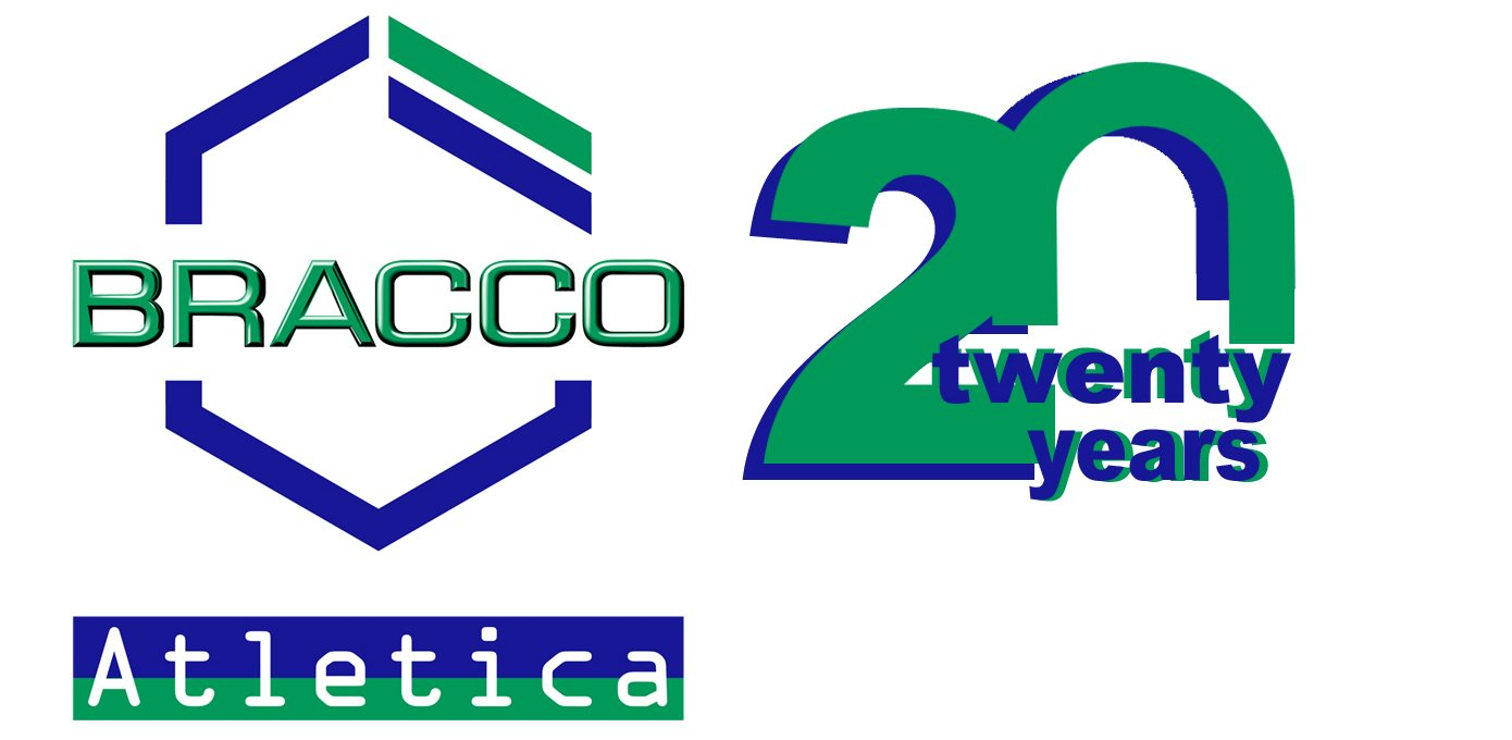 LOGO20 1390x680 - DA CAMELOT A BRACCO ATLETICA: 20 ANNI DI PASSIONE!