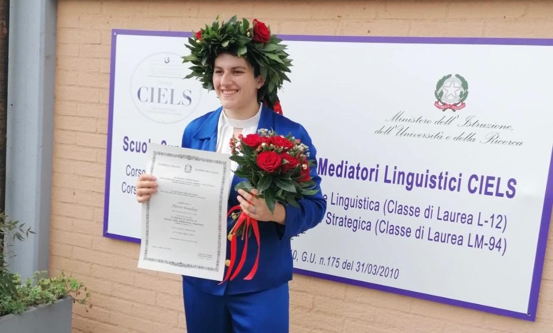 PHOTO 2020 09 23 14 15 35 - ALESSIA DOTTORESSA!