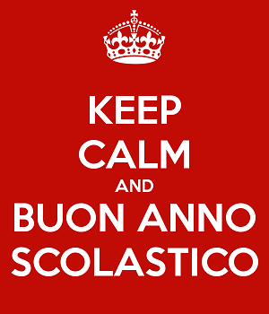 keep calm and buon anno scolastico 15 1 - RIETI: BRAVE RAGAZZE