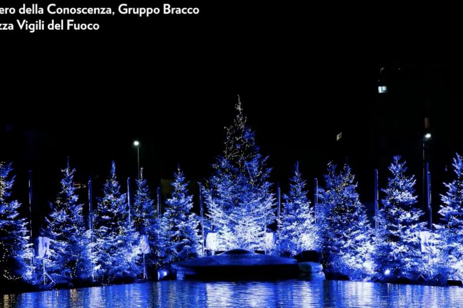 """Schermata 2020 12 07 alle 12.50.42 900x600 - L'ALBERO """"BRACCO"""" ILLUMINA MILANO!"""