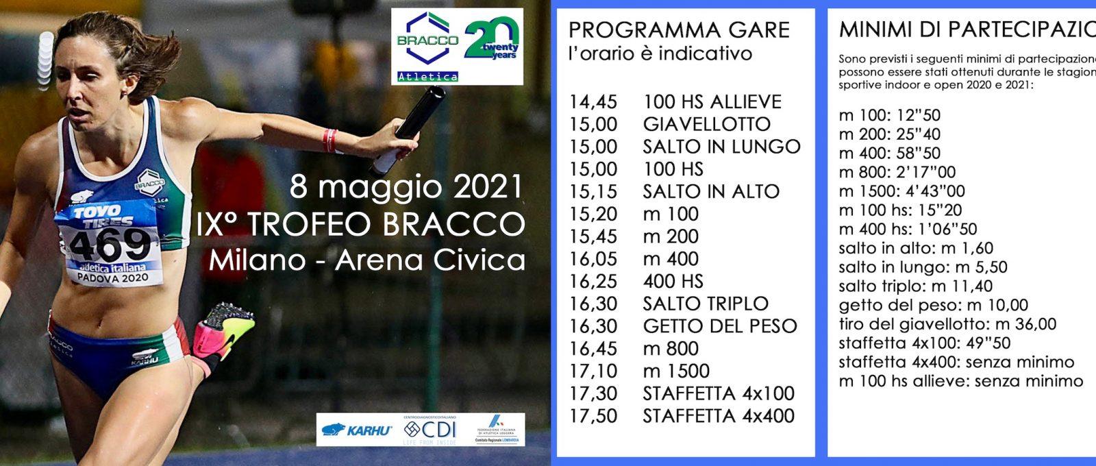 SITO edited 1 1600x680 - IX° TROFEO BRACCO - 8 MAGGIO 2021