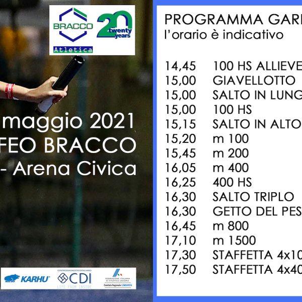 SITO edited 1 600x600 - IX° TROFEO BRACCO - 8 MAGGIO 2021