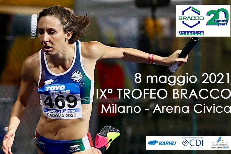 copertina per sito 900x600 - TROFEO BRACCO L'8 MAGGIO