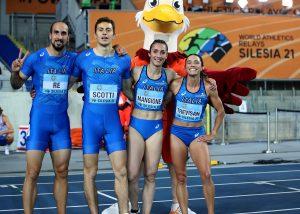 silesia2021 059 300x214 - Chorzow Silesia 2021 Campionati Mondiali di Staffette