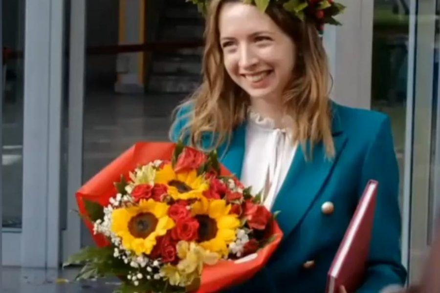 Alice Colonetti laurea 900x600 - ALICE DOTTORESSA!